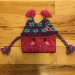 Winter hat with face from children's place